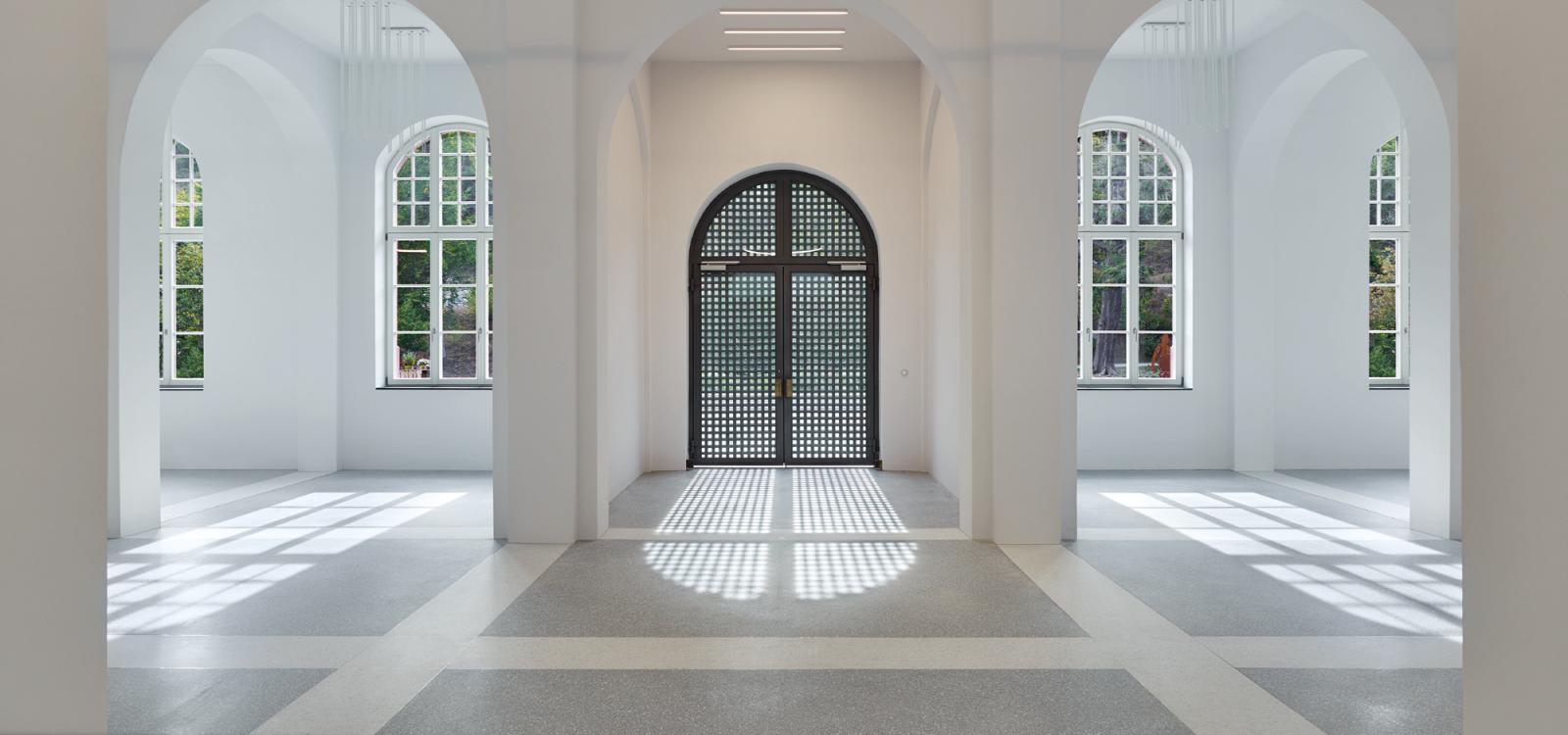 Terrazzo-Platten Moderne